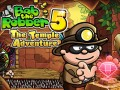 Игры Bob The Robber 5 Temple Adventure