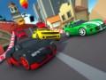 Игры Cartoon Mini Racing
