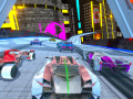 Игры Cyber Cars Punk Racing