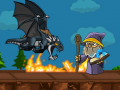 Игры Dragon vs Mage
