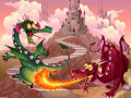 Игры Fairy Tale Dragons Memory