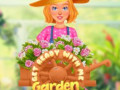 Игры Get Ready With Me Garden Decoration