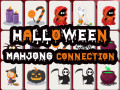 Игры Halloween Mahjong Connection