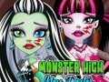 Игры Monster High Nose Doctor