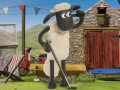 Игры Shaun The Sheep Baahmy Golf