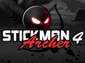 Игры Stickman Archer 4
