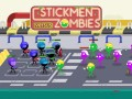 Игры Stickmen vs Zombies