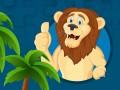 Игры Strong Lions Jigsaw