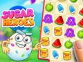 Игры Sugar Heroes