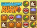 Игры Thanksgiving Rush